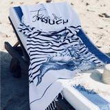 Riva Waffle cotton Beach towel