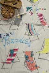 Tropicana Luxe Beach/Pool Towel