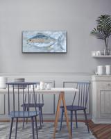Tuna artwork  French Artist