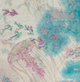 OCTO Blue Serviettes (set of 6)