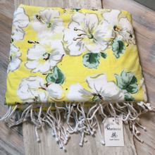 HIBISCUS COLLECTION - Beach Towel/ Fouta  90/190