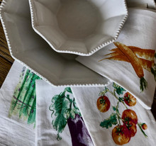KITCHEN TOWELS - Gourmet (set of  4 )   45/70cm