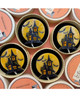 Erstwilder On Haunted Hill Brooch color variations