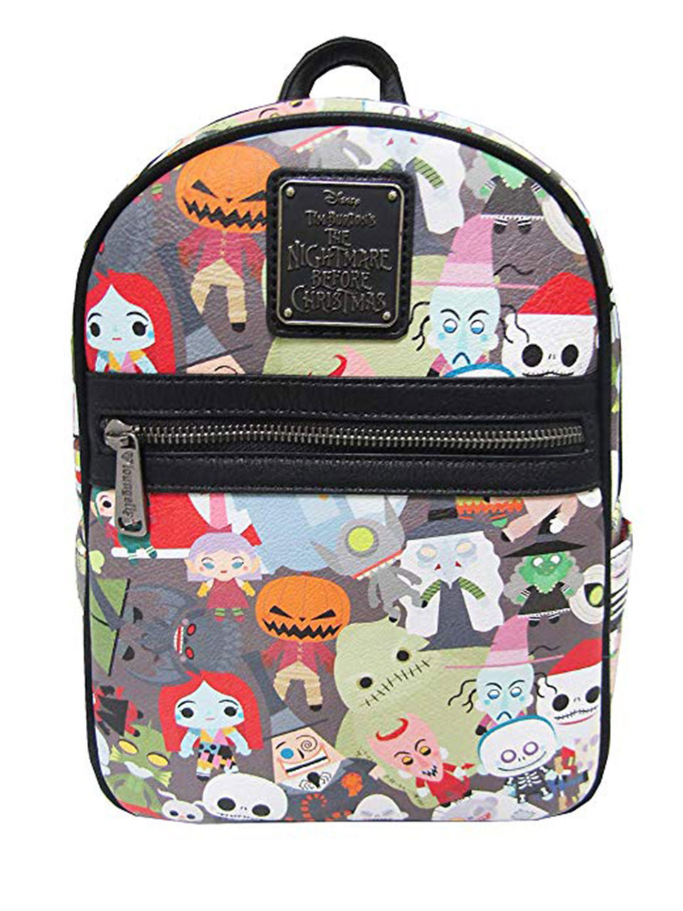fec3d7929ac Loungefly x Nightmare Before Christmas Kawaii Character Backpack ...