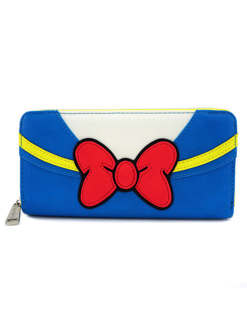Loungefly x Disney's Donald Duck Wallet front