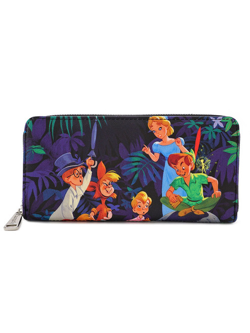 Loungefly x Disney's Peter Pan Wallet