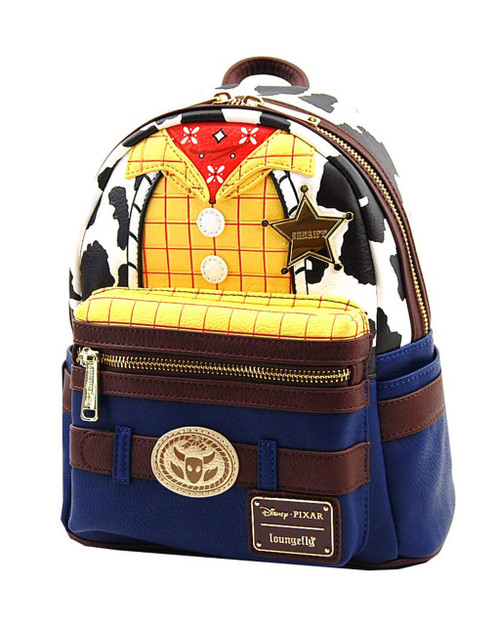 Loungefly x Disney's Toy Story Woody Mini Backpack