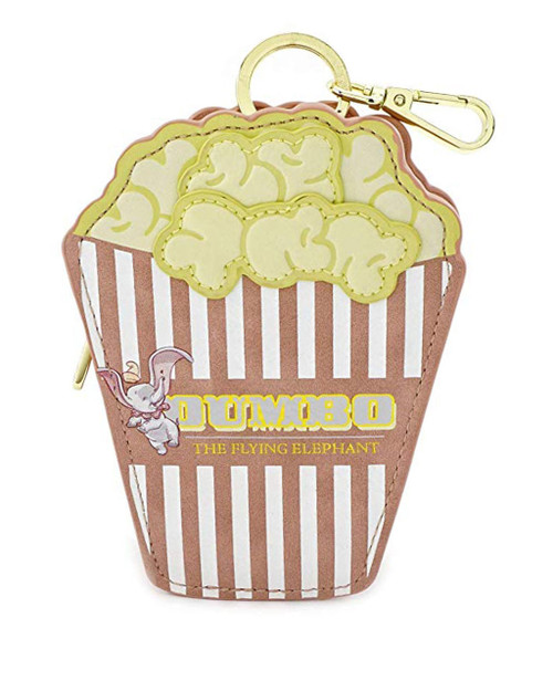 Loungefly X Disney's Dumbo Popcorn Coin Bag