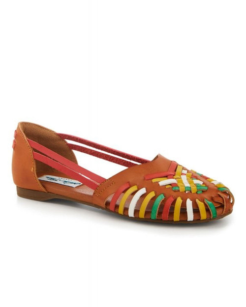 Lulu Hun Ally Multi-Color Woven Sandals