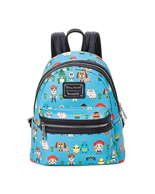 Loungefly  x Disney's Toy Story Character Chibi Mini Backpack