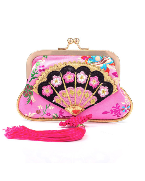 Irregular Choice Mulan Grace and Courage Coin Purse Front
