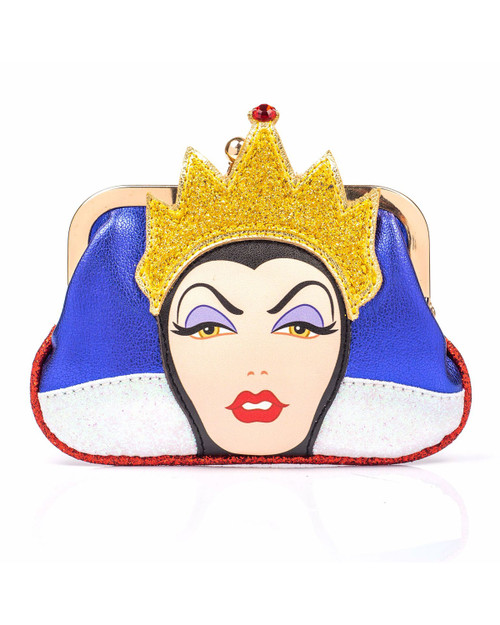 Irregular Choice still the fairest coin purse - evil queen side