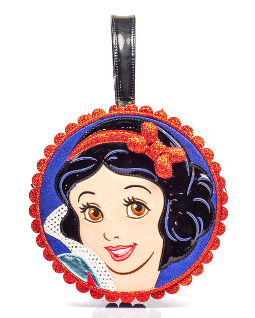 Irregular choice snow white still the fairest bag - snow white side