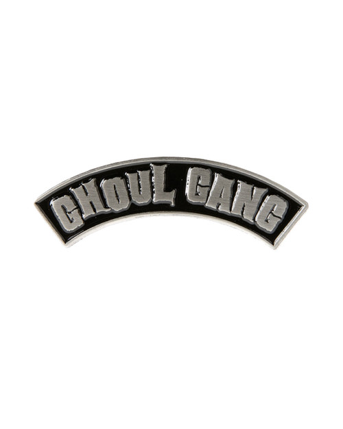 Sourpuss Ghoul Gang Enamel Pin