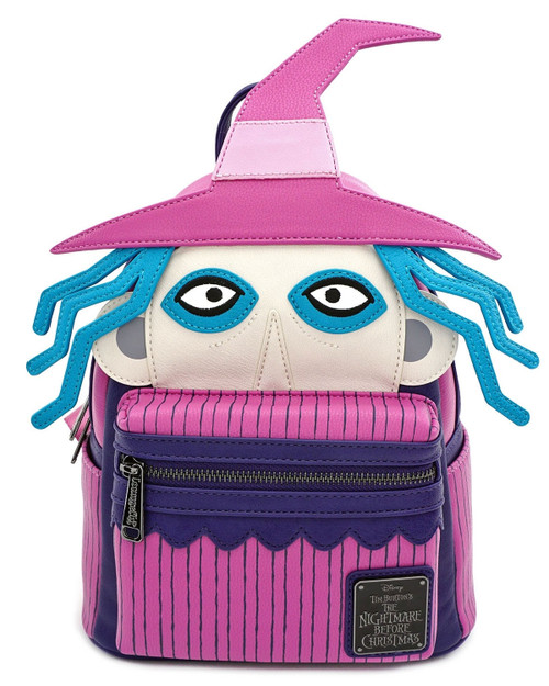 Loungefly x Nightmare Before Christmas Shock Mini Backpack