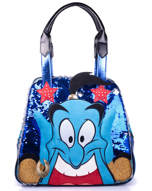 Irregular Choice x Disney's Aladdin Genie Bag