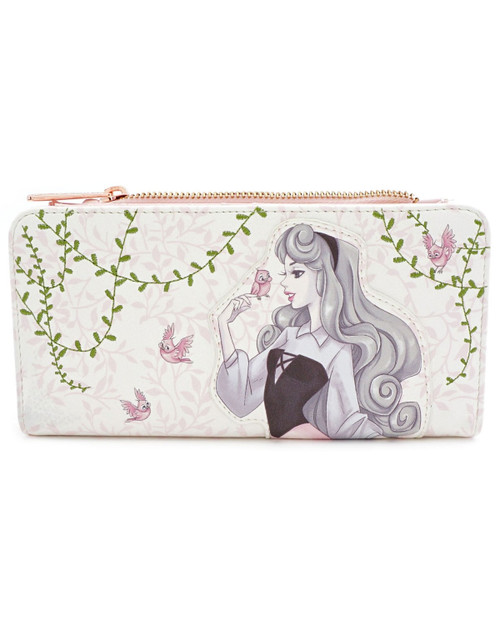 Loungefly x Disney's Sleeping Beauty Briar Rose Wallet