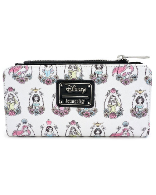 Loungefly x Disney Princess Illustration Wallet