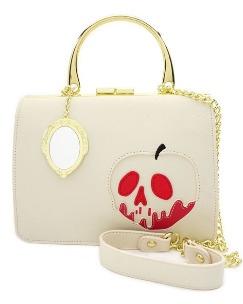 Loungefly x Disney's Snow White Just One Bite Small Crossbody Bag