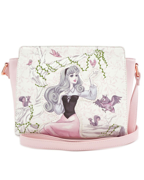 Loungefly x Disney's Sleeping Beauty Briar Rose Bag
