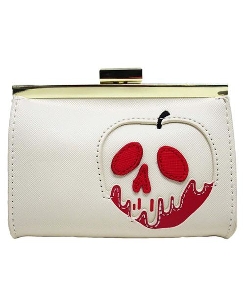Loungefly x Disney's Snow White Just One Bite Coin Purse