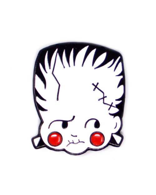 Yesterdays Co. Kewpie Frankenstein Enamel Pin