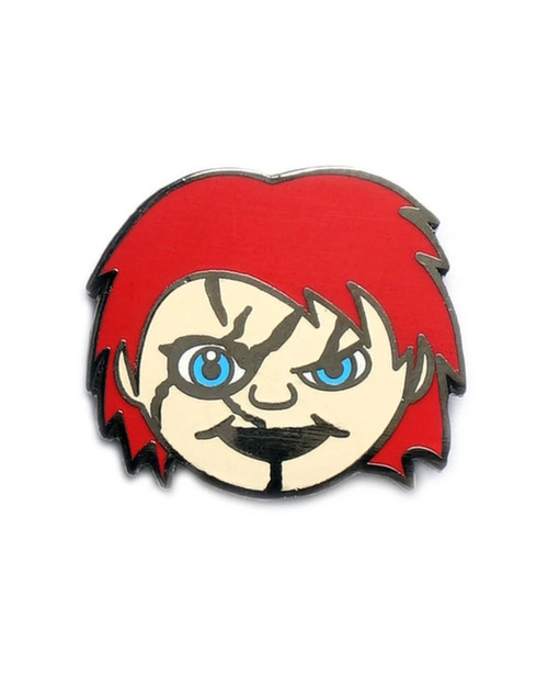 Yesterdays Co. Chucky Horror Emoji Enamel Pin