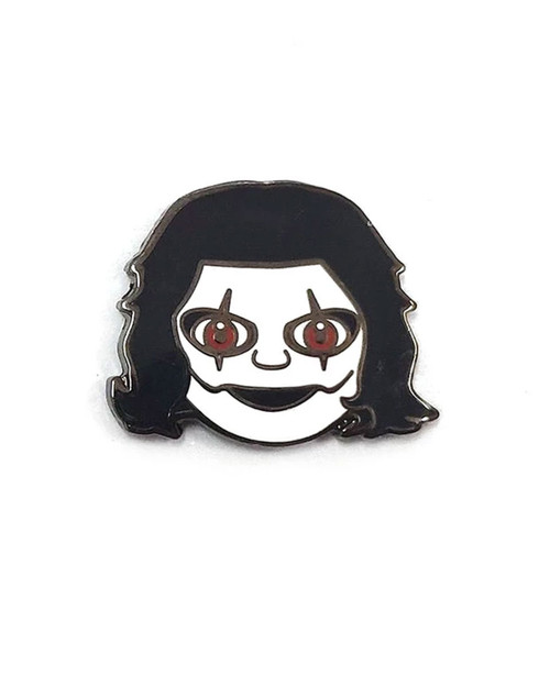 Yesterdays Co. Eric Draven Enamel Pin