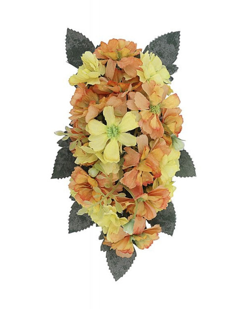 Collectif Davie Wild Flower Cluster Hair Clip