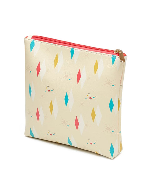 Splendette Atomic Diamond Make Up Bag