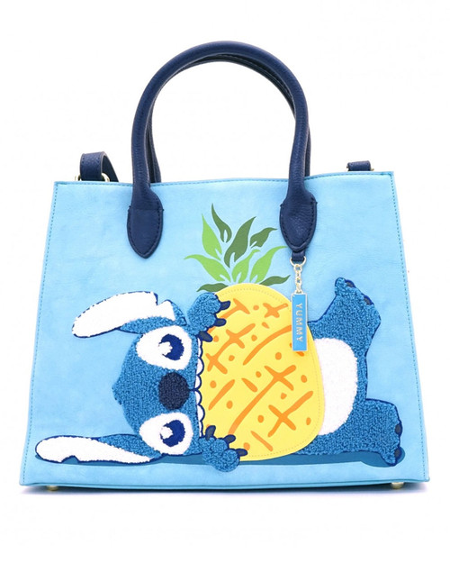 Loungefly x Disney's Stitch Pineapple Handbag