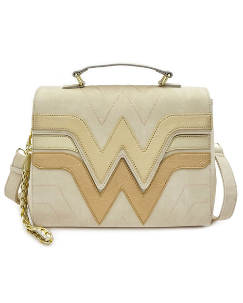 Loungefly x DC Comics Wonder Woman Crossbody Bag