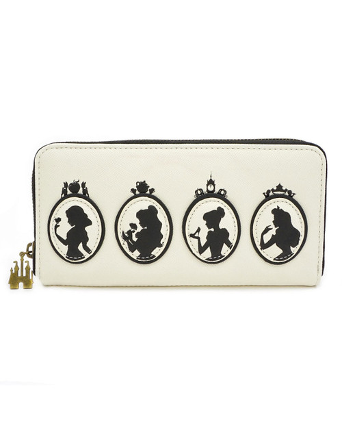 Loungefly x Disney Princess Cameo Quilted Wallet