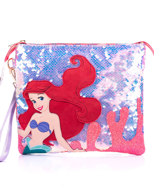 Irregular Choice x Disney's The Little Mermaid Just Me And The Sea Pouch