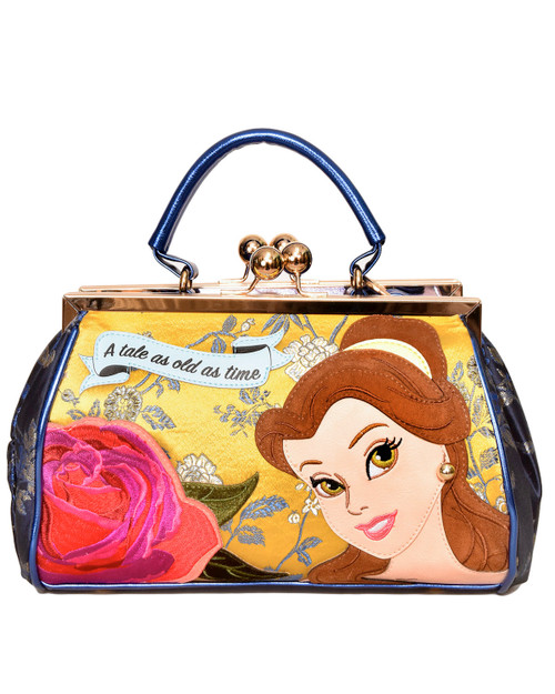 Irregular Choice x Disney's Beauty And The Beast Tale of Enchantment Handbag main