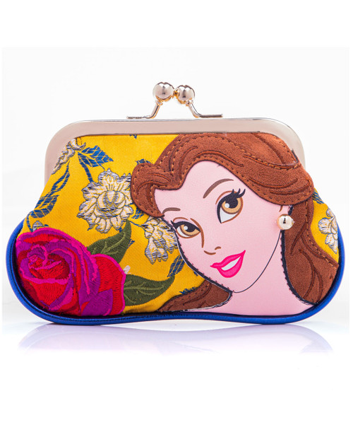Irregular Choice x Disney's Beauty And The Beast Tale of Enchantment Coin Purse