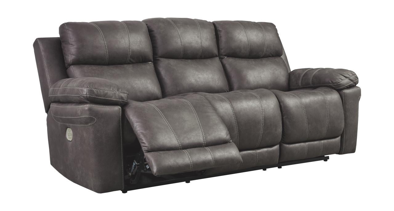 Phenomenal Erlangen Midnight Power Reclining Sofa With Adj Headrest Pdpeps Interior Chair Design Pdpepsorg