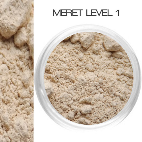 Meret | Cool Neutral with Peach Undertones