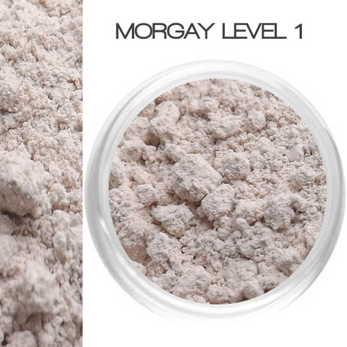 Morgay | Cool Pink with Extra Blue Undertones