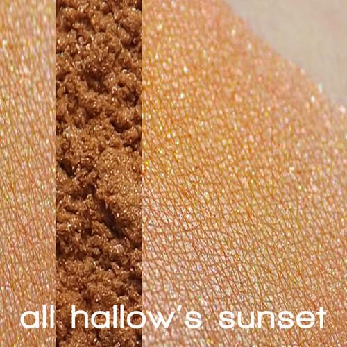 All Hallows Sunset