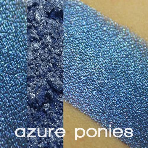 Azure Ponies