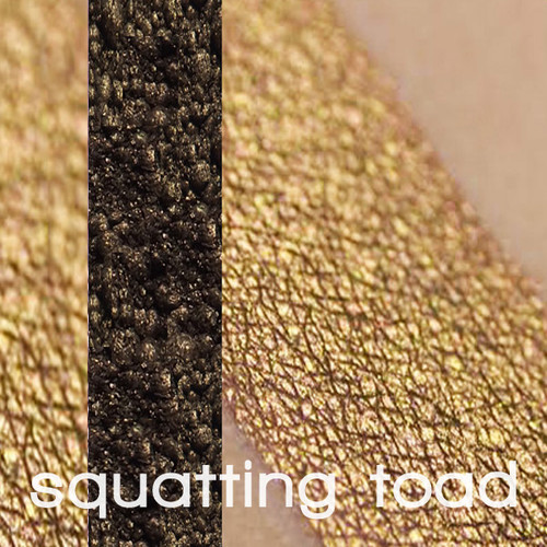 Squatting Toad