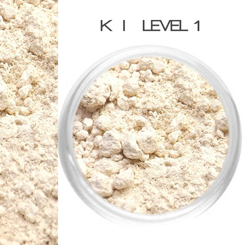 Ki | Beige with Red  Undertones