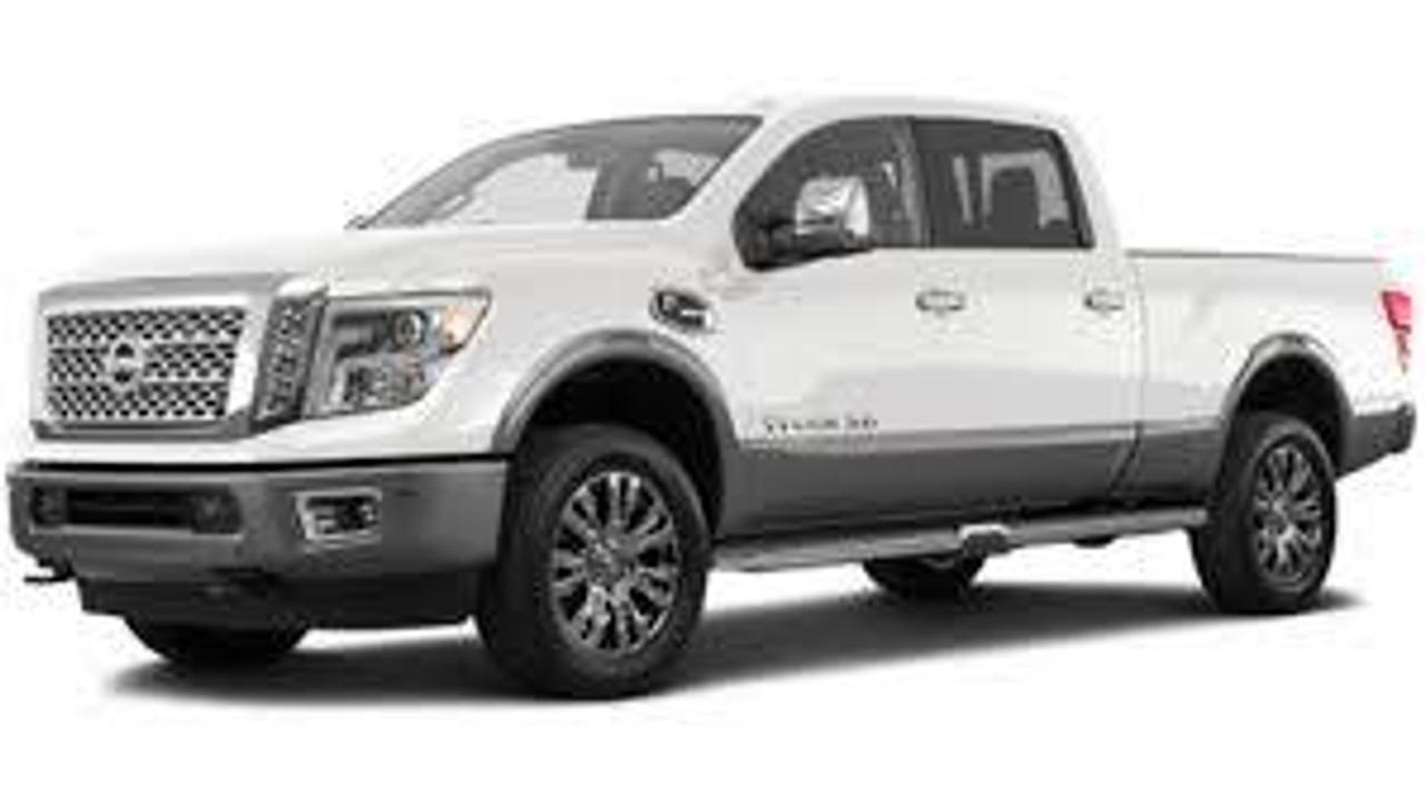 Nissan 2016-2017 Titan XD 5.0L Cummins