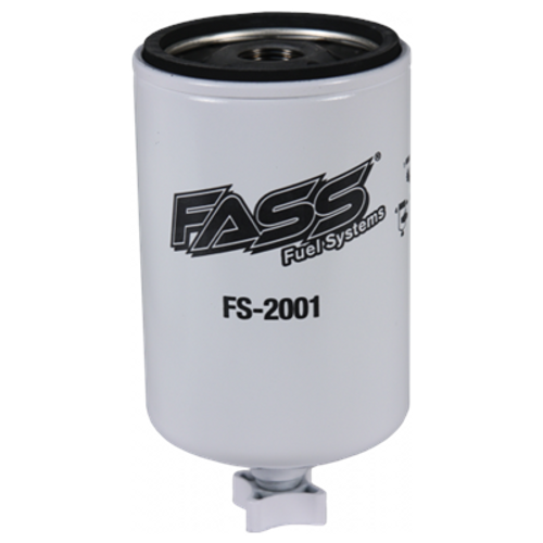FASS FS-2001 TITANIUM SERIES WATER SEPARATOR FOR USE WITH FASS BLUE TITANIUM SERIES
