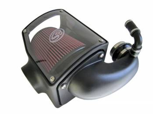 S&B COLD AIR INTAKE FOR GM 1992-2000 6.5L (COTTON CLEANABLE)