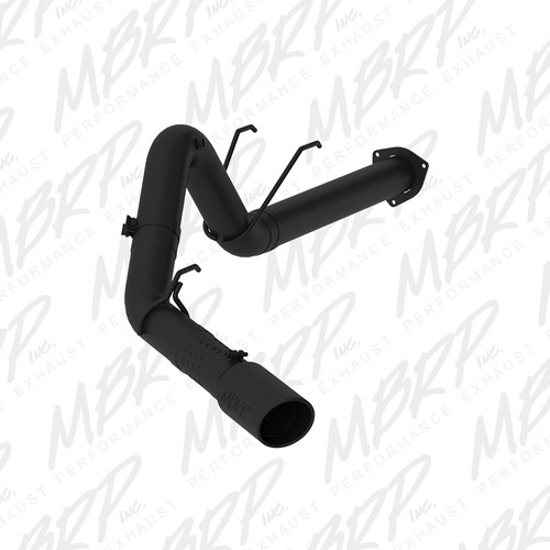 "MBRP S6289BLK 4"" BLACK SERIES FILTER-BACK EXHAUST SYSTEM"