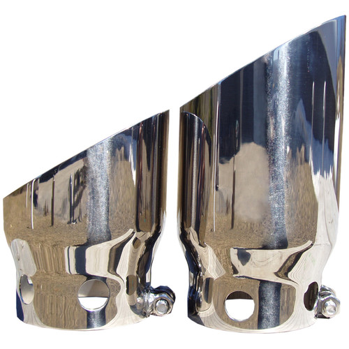 "MBRP T5111 FACTORY EXHAUST 5"" TIP COVER SET"