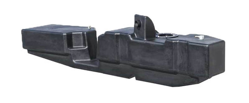 Titan Fuel Tanks GM Crew Cab, Short Bed—SUPER SERIES 2001-2010