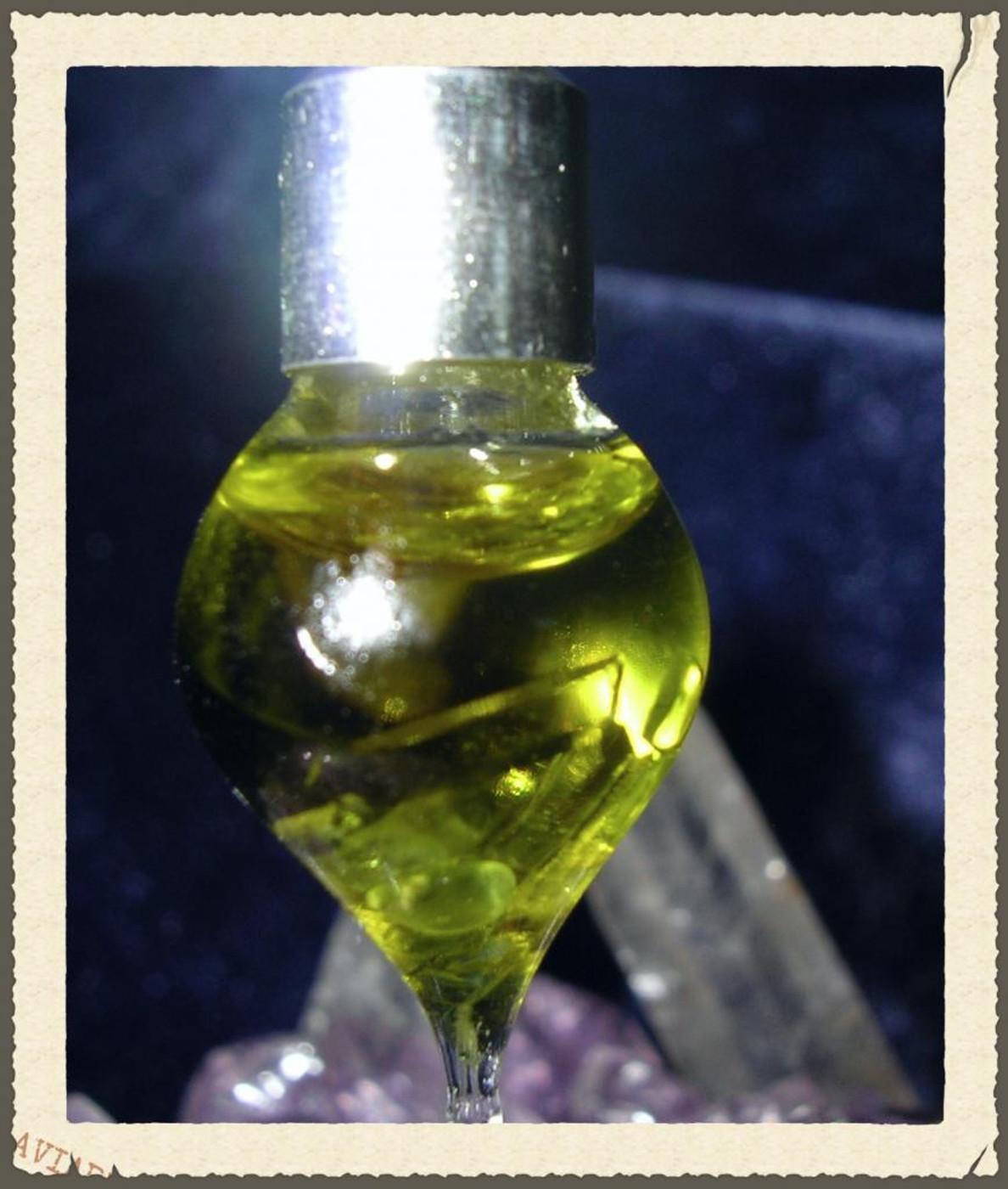 Magick Money Master Eternity Oil